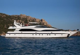 Miracle Charter Yacht at Antigua Charter Yacht Show 2014