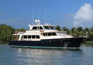 Perspicaz Charter Yacht at Yachts Miami Beach 2017