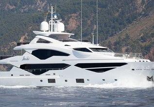 Sonishi Charter Yacht at Monaco Yacht Show 2019