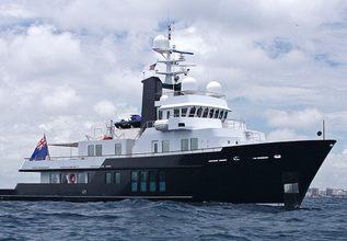 RH3 Charter Yacht at Antigua Charter Yacht Show 2016