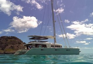 Selene Charter Yacht at Antigua Charter Yacht Show 2018