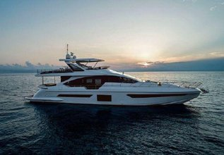Nomad Charter Yacht at Fort Lauderdale International Boat Show (FLIBS) 2021