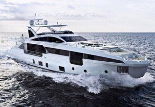 Eleanor Charter Yacht at Monaco Yacht Show 2019