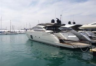 Panacea Charter Yacht at Fort Lauderdale Boat Show 2015