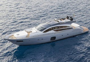 Bagheera Charter Yacht at Dubai International Boat Show 2021