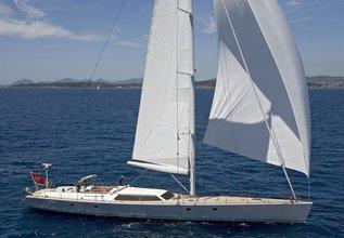 Sindonemo Charter Yacht at Palma Superyacht Show 2015