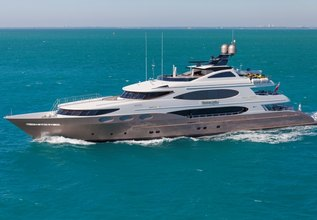Stay Salty Charter Yacht at Miami Yacht Show 2020
