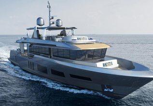 Andreika Charter Yacht at Miami Yacht Show 2020