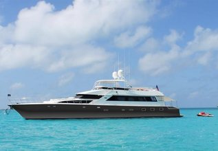 First Home Charter Yacht at Fort Lauderdale Boat Show 2015
