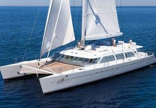 Bella Vita Charter Yacht at Antigua Charter Yacht Show 2014