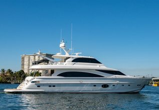 Seawolf Charter Yacht at Palm Beach Boat Show 2019