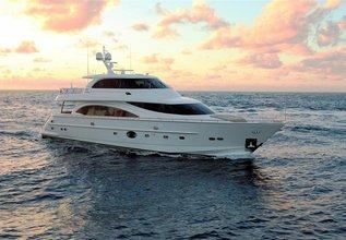 Batavia Charter Yacht at Fort Lauderdale Boat Show 2019 (FLIBS)