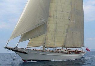 Borkumriff IV Charter Yacht at Palma Superyacht Show 2021