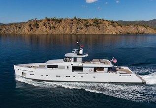 Fundamental Charter Yacht at Monaco Yacht Show 2014