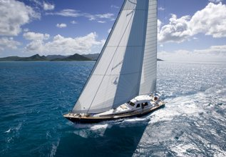 Ree Charter Yacht at Antigua Charter Yacht Show 2017