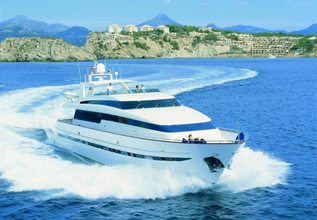 Carom Charter Yacht at Palma Superyacht Show 2017