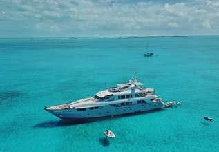 M3 Charter Yacht at Fort Lauderdale Boat Show 2015