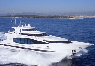 Premium Charter Yacht at Fort Lauderdale Boat Show 2014