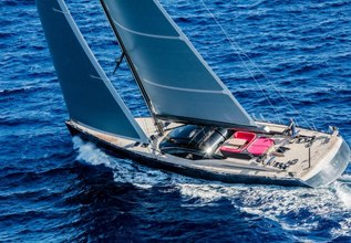 Missy Charter Yacht at Superyacht Cup Palma 2018