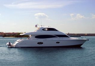 Voyager Charter Yacht at Yachts Miami Beach 2017