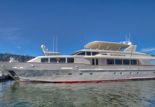 Summer Love Charter Yacht at Fort Lauderdale Boat Show 2015