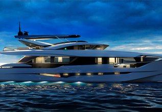 Kalliente Charter Yacht at Monaco Yacht Show 2017