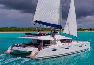 Bamarandi Charter Yacht at Antigua Charter Show 2015