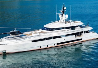 Stern Charter Yacht at Monaco Yacht Show 2018