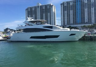 Dolce Vita Charter Yacht at Fort Lauderdale International Boat Show (FLIBS) 2020- Attending Yachts
