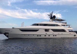 Awol Charter Yacht at MYBA Charter Show 2018