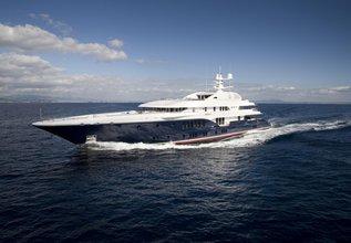 Sycara V Charter Yacht at Antigua Charter Yacht Show 2017