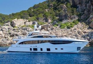 Lady Soraya Charter Yacht at Monaco Yacht Show 2017