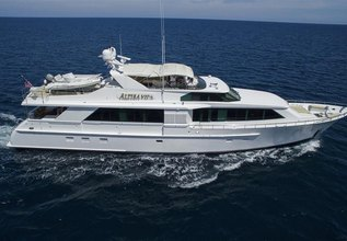 Patience Charter Yacht at Yachts Miami Beach 2017