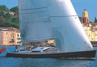 J One Charter Yacht at Loro Piana Superyacht Regatta 2016