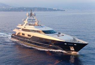 Sofia 3 Charter Yacht at Monaco Grand Prix 2014