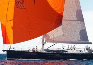 Bacchus Charter Yacht at Palma Superyacht Show 2018