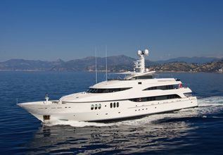 Diamond Charter Yacht at MYBA Charter Show 2017