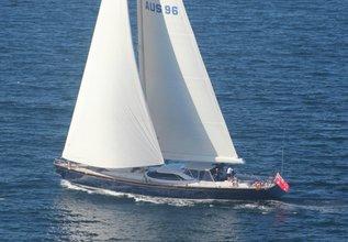 Alcanara Charter Yacht at The Dubois Cup 2015