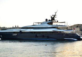 SaraStar Charter Yacht at Monaco Yacht Show 2017