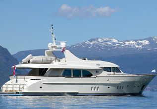 Ciao Charter Yacht at Cannes Yachting Festival 2014