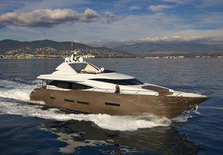 Quantum Charter Yacht at MYBA Charter Show 2015