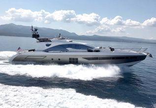 Makani Charter Yacht at Mediterranean Yacht Show 2018
