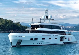Kanga Charter Yacht at Cannes Yachting Festival 2018