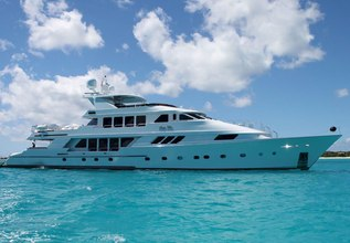 Lady Bee Charter Yacht at Fort Lauderdale Boat Show 2015