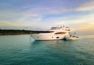 Chelsea Charter Yacht at Miami Yacht Show 2020