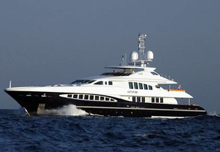 Let It Be Charter Yacht at Cannes Yachting Festival 2014