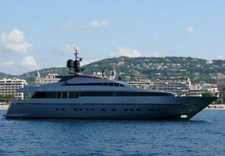 Alloya 40 Charter Yacht at Dubai Boat Show 2013