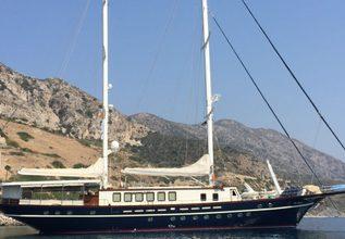 Sea Dream Charter Yacht at Marmaris Yacht Charter Show 2017