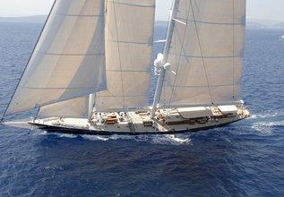Athos Charter Yacht at Monaco Yacht Show 2018
