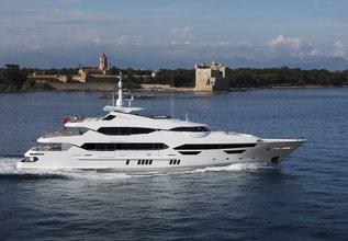 Princess AVK Charter Yacht at Monaco Grand Prix 2017